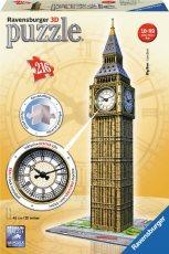 3D Puzzle Big Ben mit Uhr 216 Teile