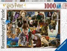 Puzzle Harry Potter gegen Voldemort 1000 Teile .