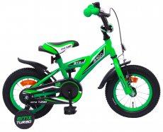 AMIGO BMX Turbo 12 Inch Boys Coaster Brake Green