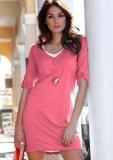 2-in-1 Look-Kleid hummer von Aniston