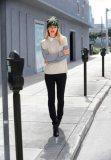 2-in-1 Pullover, beige-grau