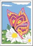 Ravensburger 284740 Malen nach Zahlen Schmetterling Sonderserie F
