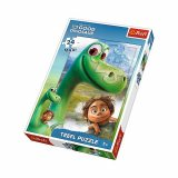 Arlo & Spot/ The Good Dinosaur - 60 Teile Puzzle