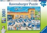 Puzzle Polizeirevier, 1 Stück