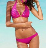 Underwired bikini, pink from Chiemsee
