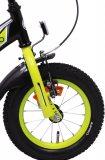 AMIGO BMX Turbo 12 Inch Boys Coaster Brake Black