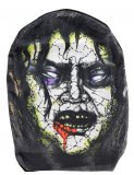 Toi-Toys creepy mask white / black 25 cm