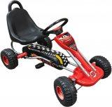 Disney Go-Kart Cars rot / schwarz 89 x 78 x 52 cm