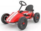 Chillafish Monzi RS trapauto 12 Zoll Junior Freilauf Rot