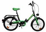 Aurelia vouwfiets 20 Inch Unisex Rim Brake Black / Green