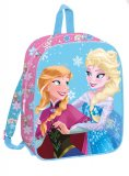 Kids Licensing rucksack Gefrorene Mädchen 29 cm Polyester blau/rosa
