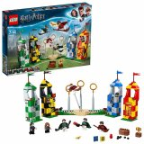 LEGO®Harry Potter Quidditch Turnier, 500 Teile